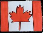 dessin-drapeau-canada